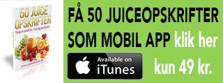 50 juiceopskrifter som ebog